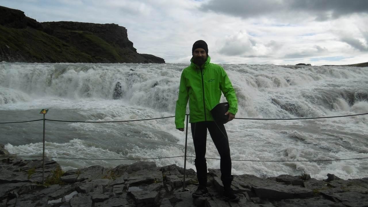 Le cascate Gullfos
