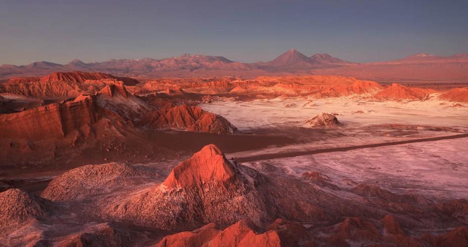 Valle della Luna Antofagasta, Chile