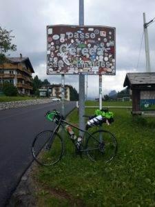4° checkpoint - Passo Cereda 1.369 mt