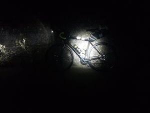 La mia prima notturna in solitaria in direzione Monte Amiata