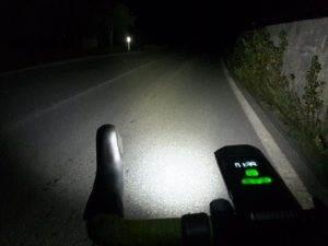 Le prime ore della notte al Tuscany Road