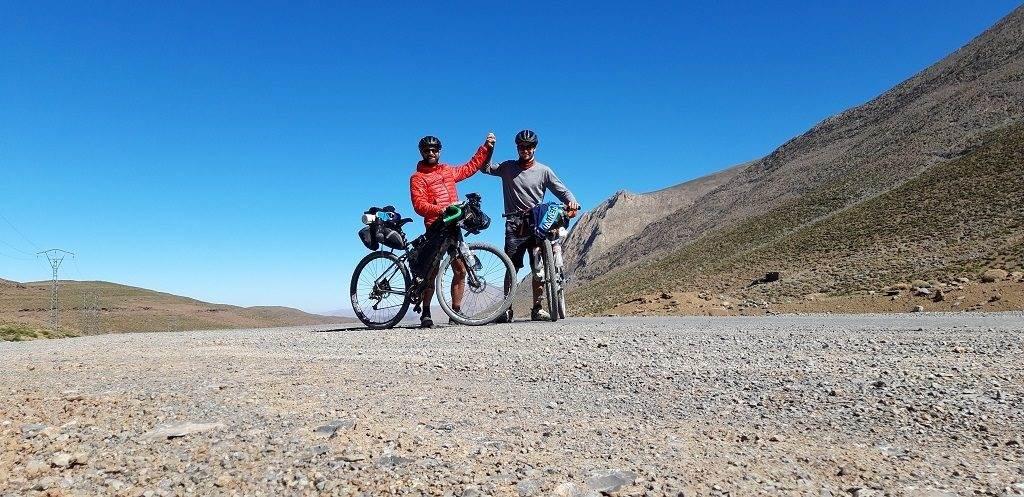 Il passo più alto del viaggio a quota 2.800 mt.