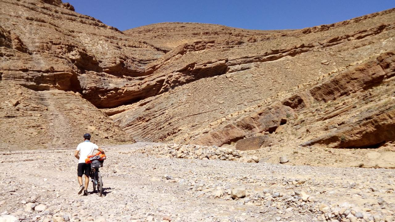 Marocco in bicicletta - The Berber Experience