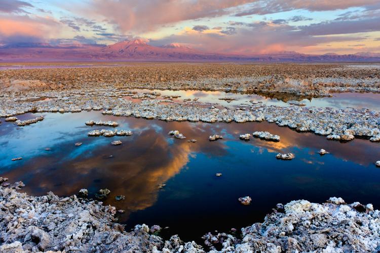 Salar de Atacama Antofagasta, Chile