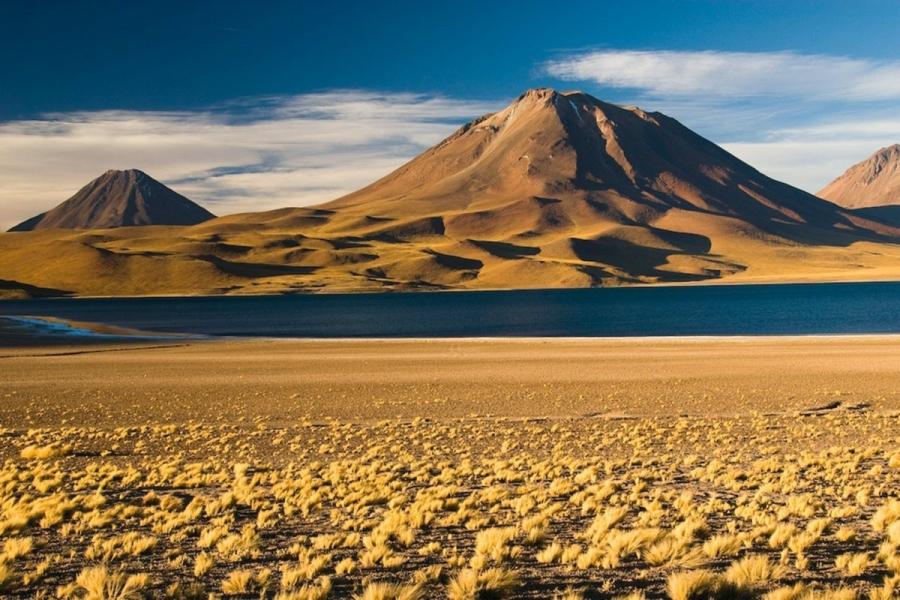 Viaggia con me nel deserto di Atacama