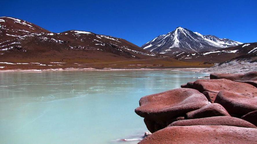Piedras Rojas Antofagasta, Chile