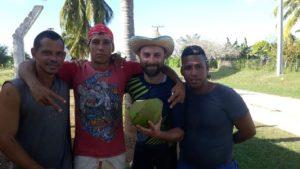 Uno dei tanti incontri a Cuba